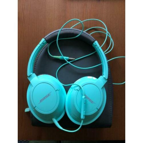 Bose SoundTrue Headphones Around-Ear Style, Mint Colour