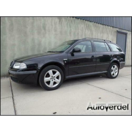 Skoda Octavia Combi 1.6 Collection TOP AUTO airco
