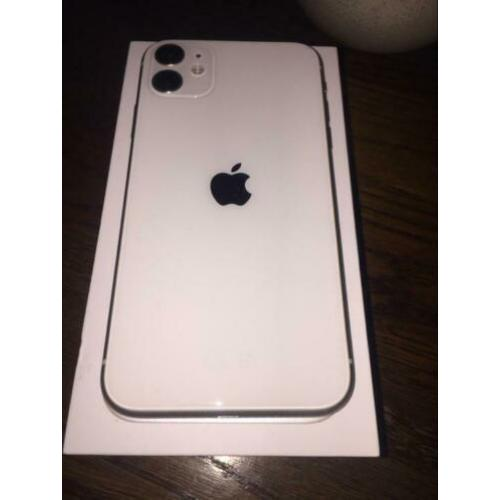 Witte Iphone 11 64gb