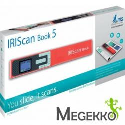 I.R.I.S. IRIScan Book 5 Handheld Rood